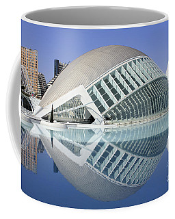 L'hemispheric Valencia Coffee Mug