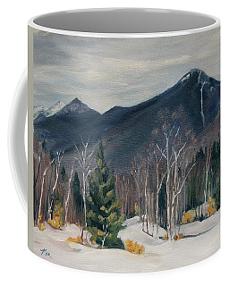Liberty In Franconia Range Coffee Mug