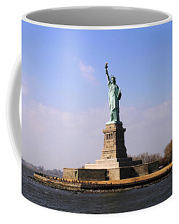 Liberty Island Coffee Mug