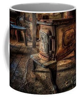 Liberty Wood Stove Coffee Mug