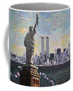 City Scape Coffee Mugs