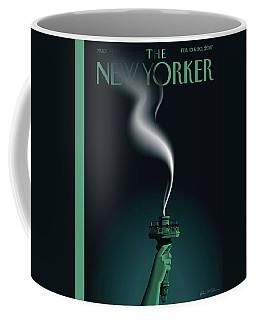 Liberty's Flameout Coffee Mug