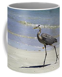 Lido Beach Blue Coffee Mug