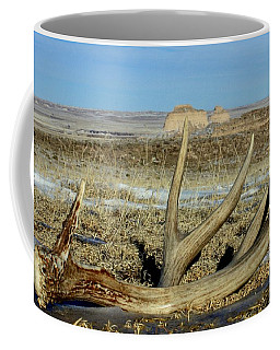 Life Above The Buttes Coffee Mug