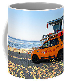 Life Guard  Coffee Mug
