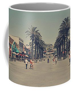 Life In A Beach Town Coffee Mug