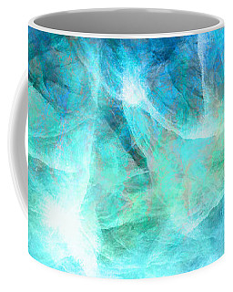 Life Is A Gift - Abstract Art Coffee Mug