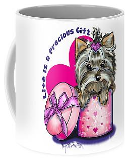 Life Is A Precious Gift Coffee Mug