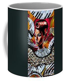 Life May Put You On Crazy Roller-coaster Rides But When Your Song Plays... Coffee Mug