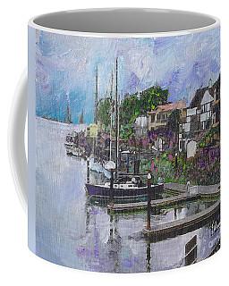 Alameda Life On The Estuary Coffee Mug