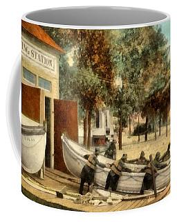 Life Saving Station Coffee Mug