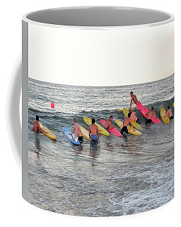 Lifeguard Competition Coffee Mug