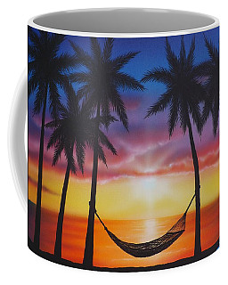 Life's A Beach Coffee Mug