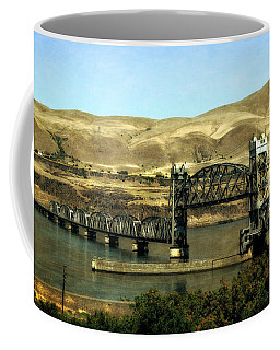 Lift Bridge Over The Columbia River Coffee Mug