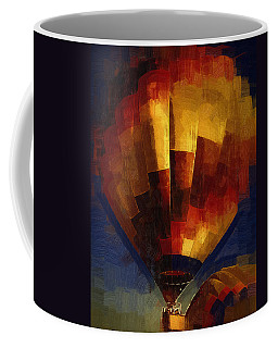 Coffee Mug featuring the digital art Lift by Kirt Tisdale