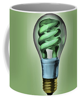 Light Bulb Coffee Mug
