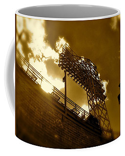 Light  Fenway Park Coffee Mug