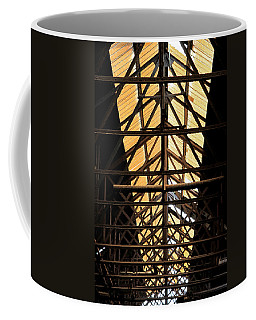 Light From Above Coffee Mug