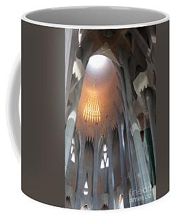 Light From Above Coffee Mug