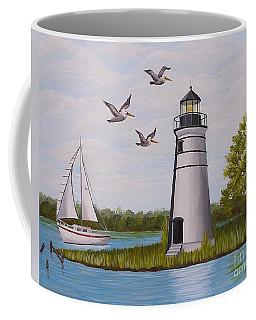 Light  In Madisonville Coffee Mug