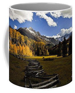 Light In The Valley Coffee Mug by Steven Reed