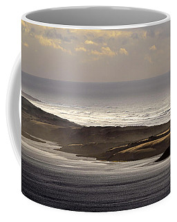 Light On The Dunes Coffee Mug