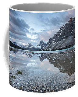 Light On The Peak Coffee Mug