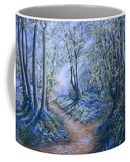 Light Coffee Mug by Rosemary Colyer