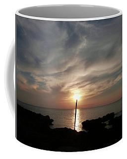 Light The Sun Coffee Mug by Amar Sheow