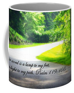 Light To My Path Coffee Mug