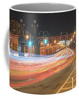 Light Traffic Coffee Mug