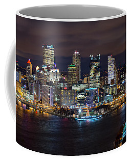 Light Up Night Pittsburgh 3 Coffee Mug