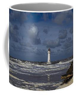 lighthouse at New Brighton Coffee Mug