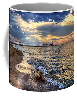 Lighthouse Drama Coffee Mug