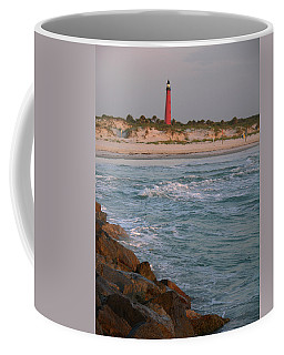 Lighthouse From The Jetty 2 Coffee Mug
