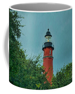 Lighthouse In Ponce Coffee Mug