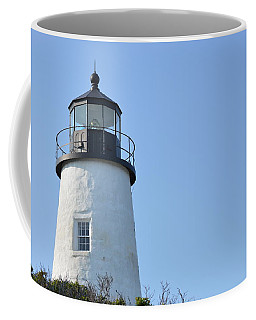 Lighthouse On Clear Day Coffee Mug