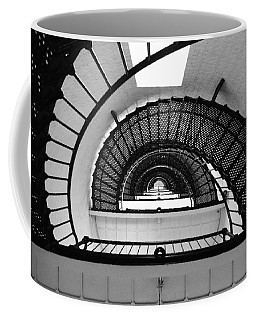 Lighthouse Spiral Coffee Mug