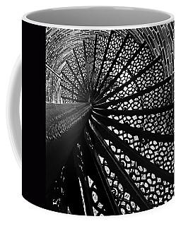 Lighthouse Spiral Coffee Mug