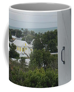 Lighthouse Window Coffee Mug