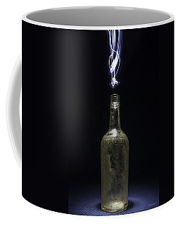 Lighting By The Quart - Light Painting Coffee Mug by Steven Milner