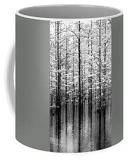 Lightning On The Wetlands Coffee Mug