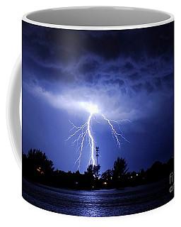 Power From Above Coffee Mug