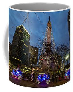 Lights And Carriage Rides Coffee Mug