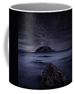 Lights Of The Past Coffee Mug by Jorge Maia