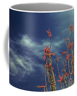 Like Flying Amongst The Clouds Coffee Mug
