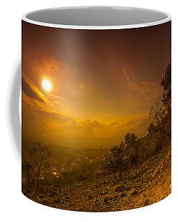 Like Martian View Coffee Mug