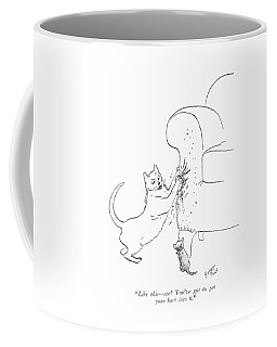 Like This - See? You've Got To Get Your Back Coffee Mug