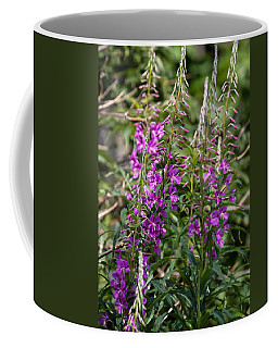 Coffee Mug featuring the photograph Lilac Flower by Leif Sohlman