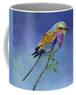 Lilacbreasted Roller Coffee Mug